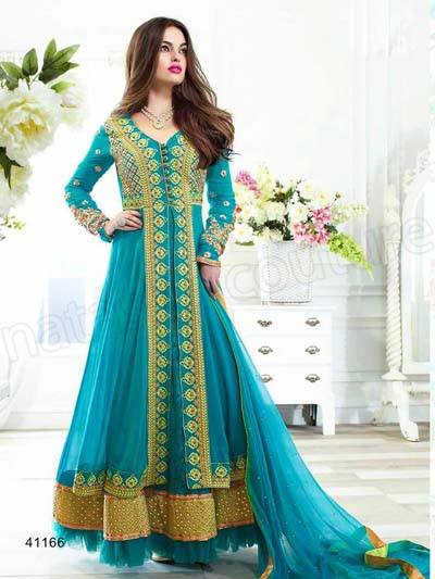 Indian Designer Anarkali Suits 2019 New Collection by Natasha Couture