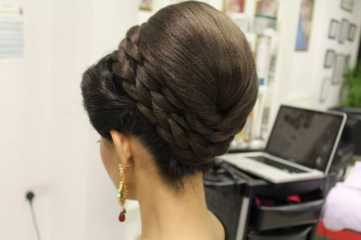 Latest Bridal Wedding Hairstyles Trends & Tutorial Hair Looks with Pictures  (17)