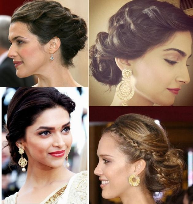 Latest Bridal Wedding Hairstyles Trends & Tutorial Hair Looks with Pictures  (26)