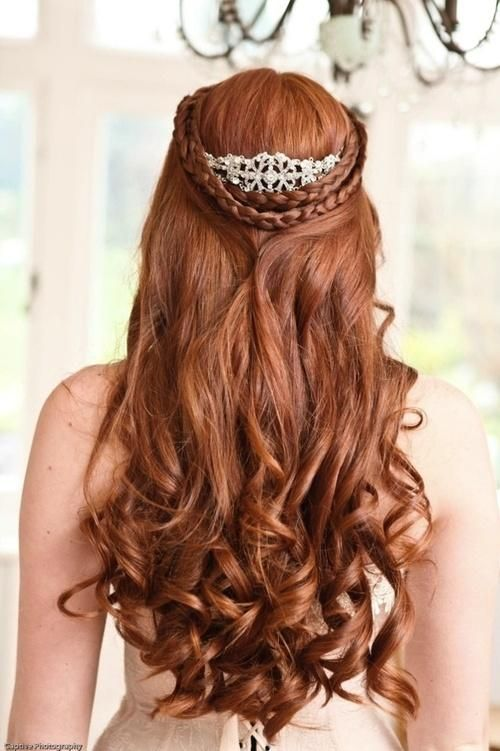 Latest Bridal Wedding Hairstyles Trends & Tutorial Hair Looks with Pictures  (3)