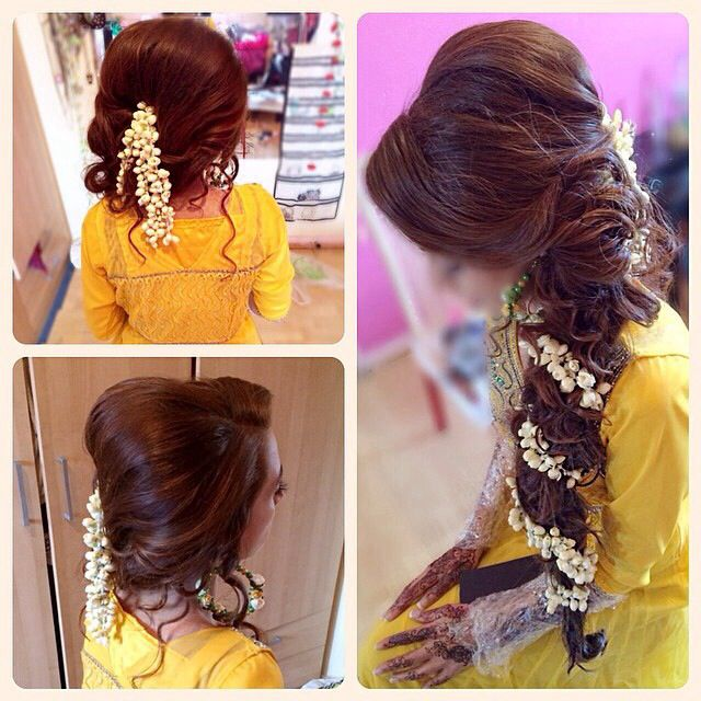 Latest Bridal Wedding Hairstyles Trends & Tutorial Hair Looks with Pictures  (8)