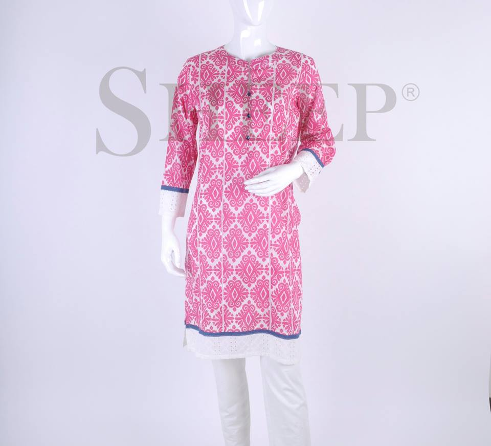 Latest Embroidered Fancy Kurtis for Women by SHEEP Formal Collection 2015-2016 (23)