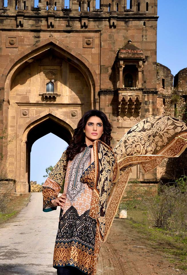 Mehdi Lawn Designs Summer Spring Collection 2015 By Al Zohaib Textiles  (1)