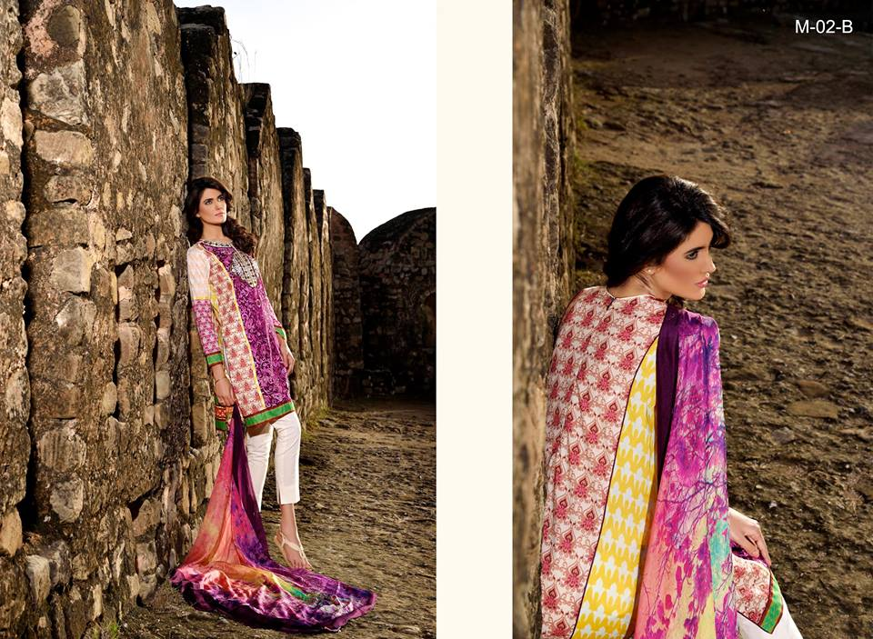Mehdi Lawn Designs Summer Spring Collection 2015 By Al Zohaib Textiles  (14)
