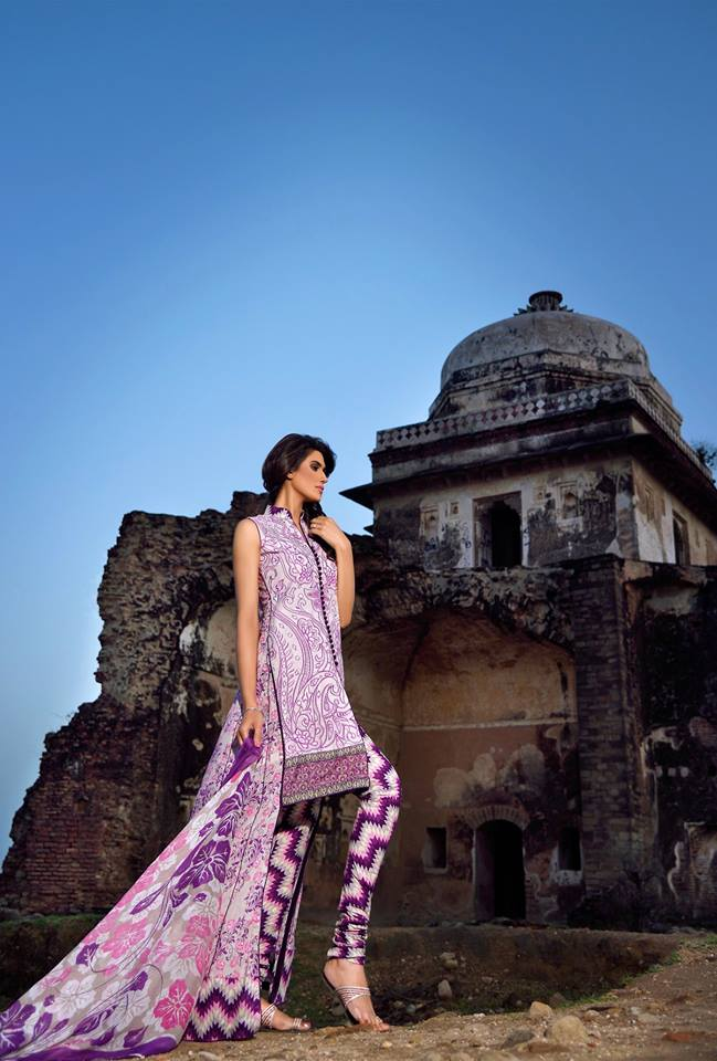 Mehdi Lawn Designs Summer Spring Collection 2015 By Al Zohaib Textiles  (16)