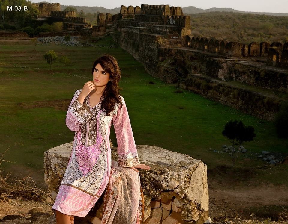Mehdi Lawn Designs Summer Spring Collection 2015 By Al Zohaib Textiles  (18)