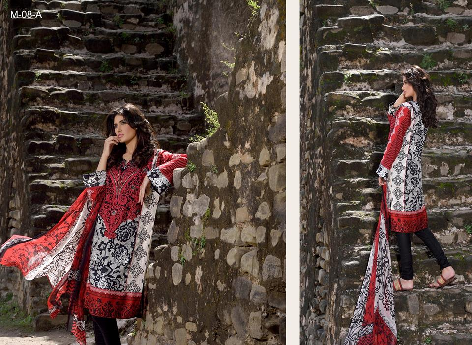 Mehdi Lawn Designs Summer Spring Collection 2019 By Al Zohaib Textiles