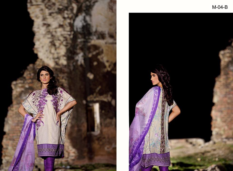 Mehdi Lawn Designs Summer Spring Collection 2015 By Al Zohaib Textiles  (4)
