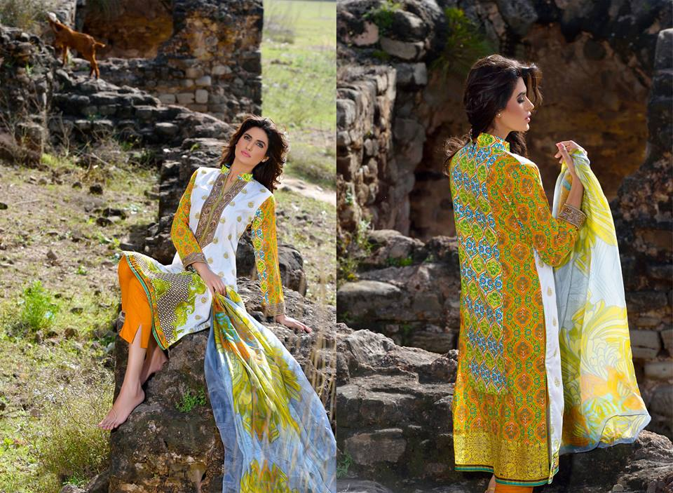 Mehdi Lawn Designs Summer Spring Collection 2015 By Al Zohaib Textiles  (5)