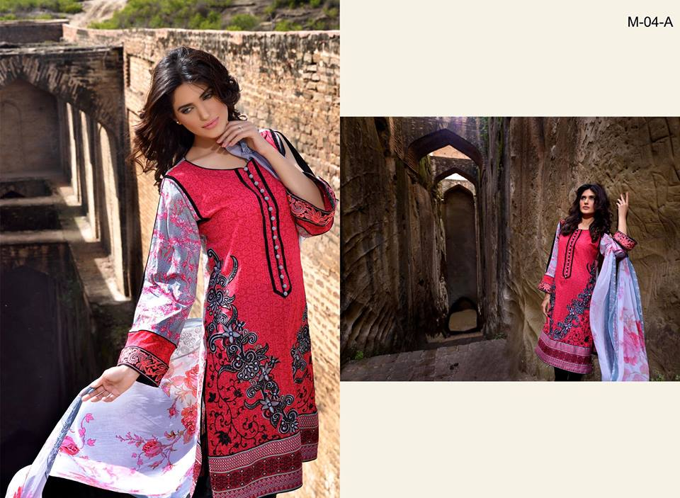 Mehdi Lawn Designs Summer Spring Collection 2015 By Al Zohaib Textiles  (7)