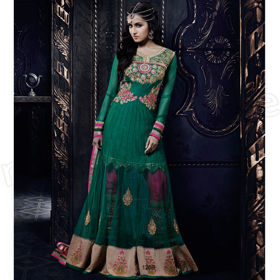 New Anarkali Suits Collection by Natasha Couture 2015-2016 (10)