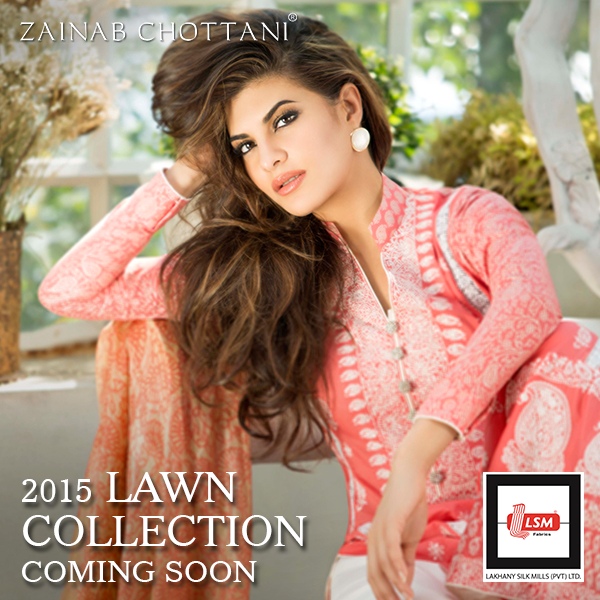 5dec7975b6 ... Zainab Chottani Latest Summer Spring Lawn Dresses Collection 2015 for  Women (2) ...