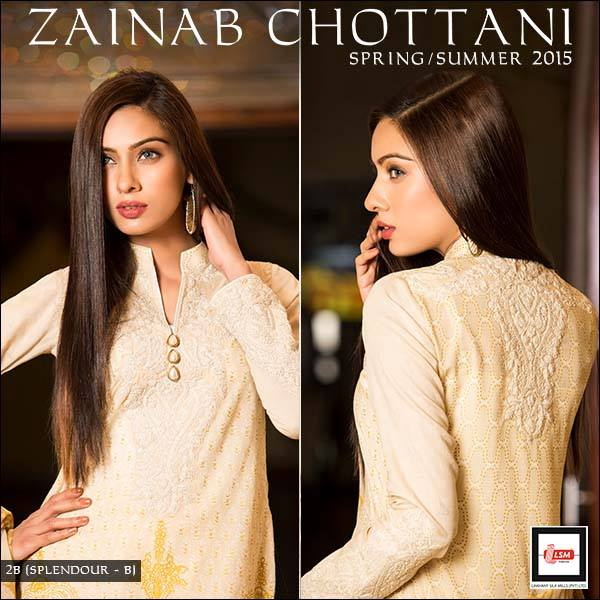 Zainab Chottani Latest Summer Spring Lawn Dresses Collection 2015 for Women (26)