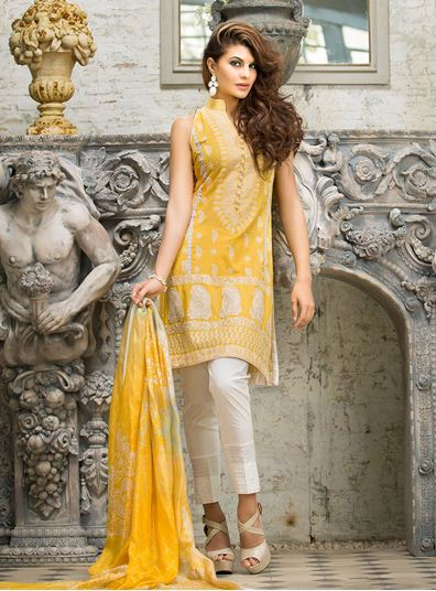 Zainab Chottani Latest Summer Spring Lawn Dresses Collection 2015 for Women (27)