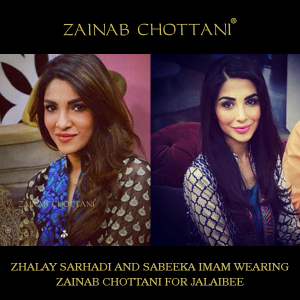 Zainab Chottani Latest Summer Spring Lawn Dresses Collection 2015 for Women (3)