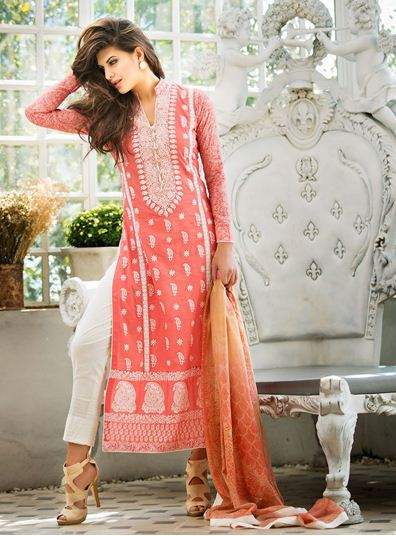 Zainab Chottani Latest Summer Spring Lawn Dresses Collection 2015 for Women (4)