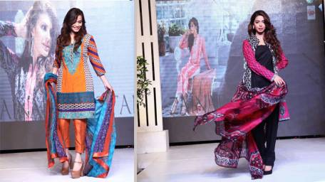 Zainab Chottani Latest Summer Spring Lawn Dresses Collection 2015 for Women (5)