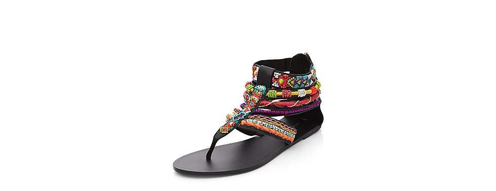 New Look summer sandal designs collection 2015-2016 (15)