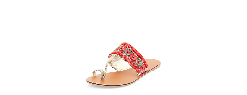 New Look summer sandal designs collection 2015-2016 (17)