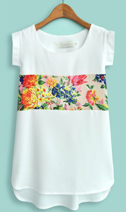 Urban Fashion Ladies Stylish Summer T-Shirts Collection
