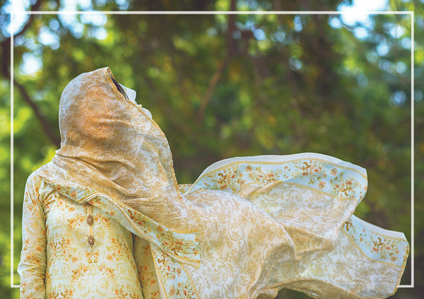 AlKaram Stylish Eid Dresses Festival Collection 2016-17