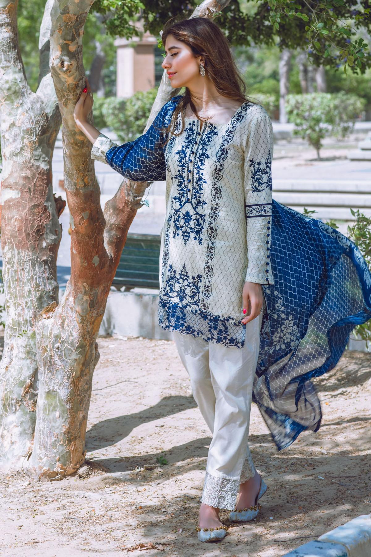AlKaram Stylish Eid Dresses Festival Collection 2016-17 (10)