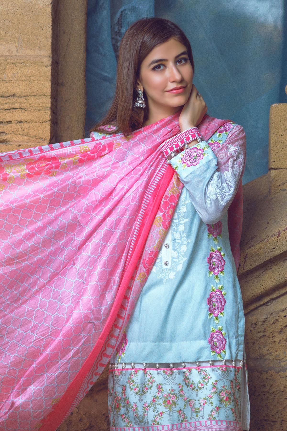 AlKaram Stylish Eid Dresses Festival Collection 2016-17 (3)