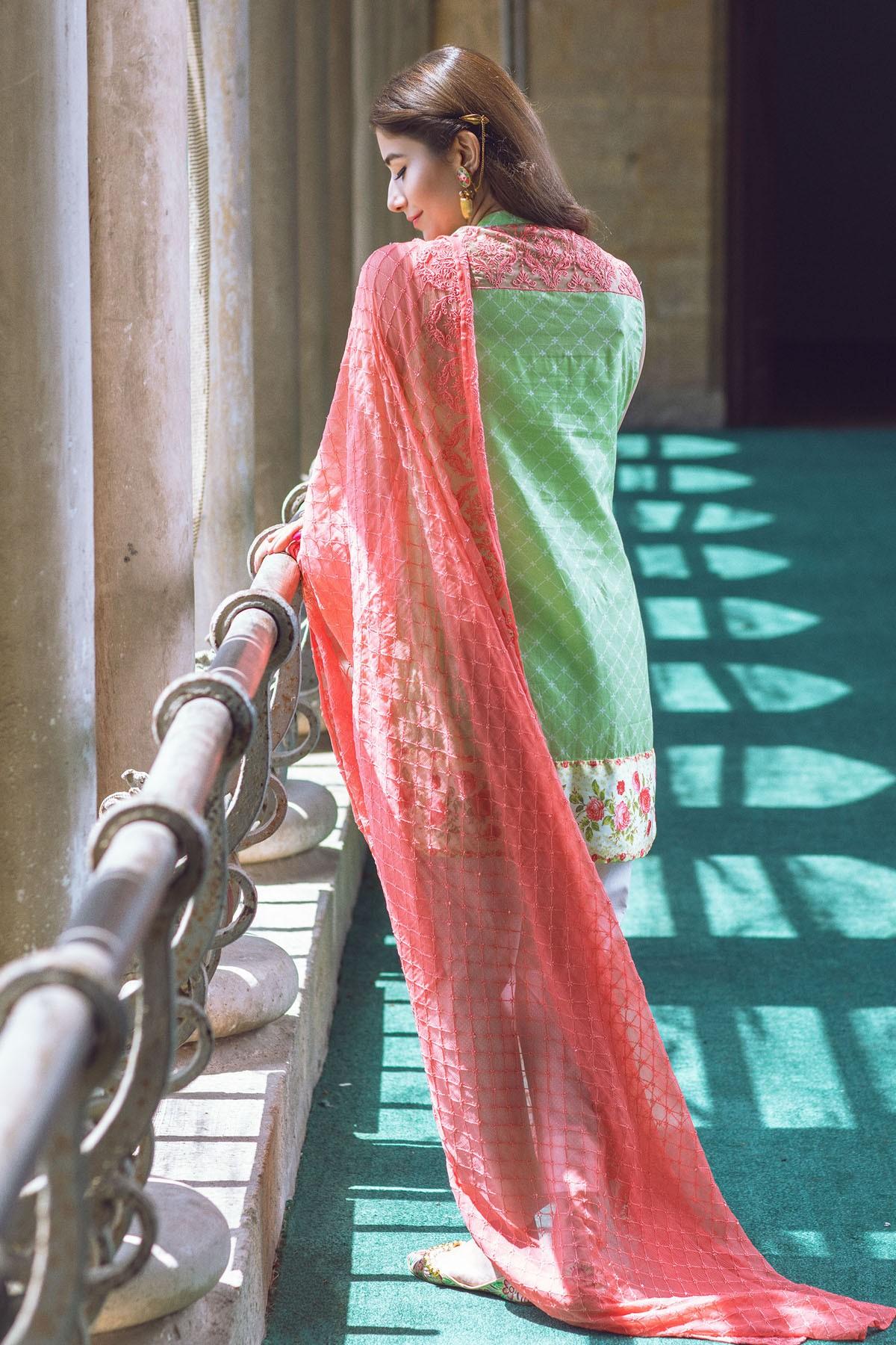 AlKaram Stylish Eid Dresses Festival Collection 2016-17 (5)