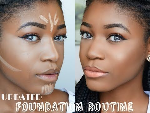 BASE MAKEUP TUTORIALS & LOOKS (3)