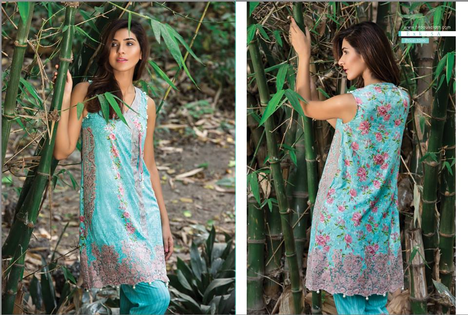 Firdous Embroidered Lawn Dresses Eid Festival Collection 2016-2017 (1)