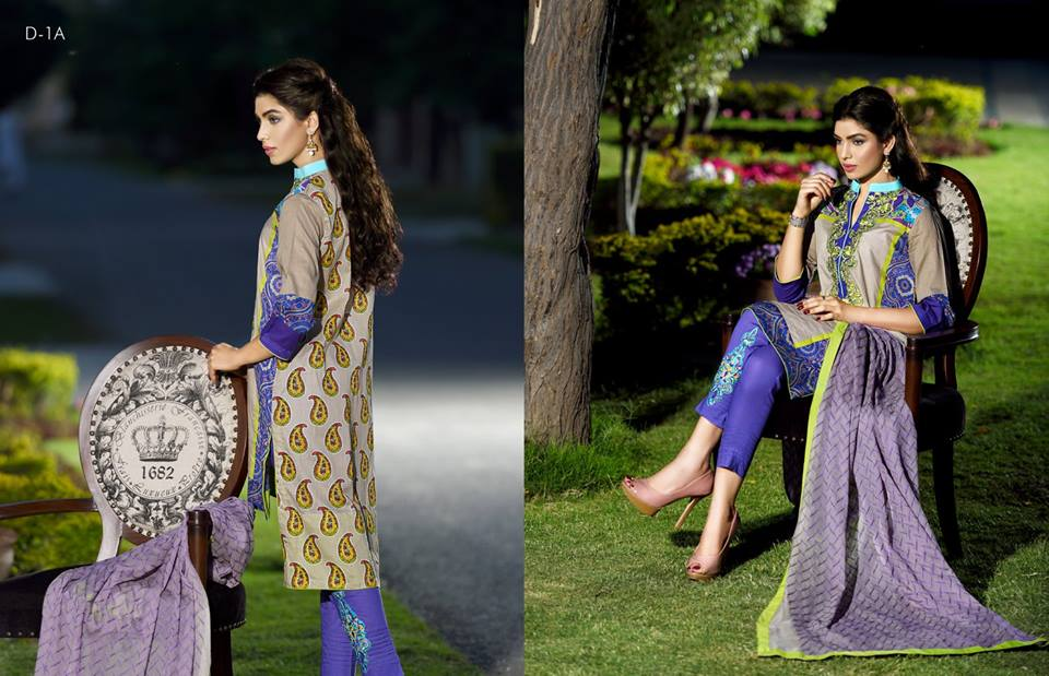Firdous Embroidered Lawn Dresses Eid Festival Collection 2016-2017 (11)