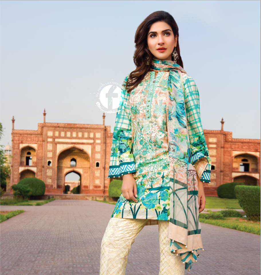 Firdous Embroidered Lawn Dresses Eid Festival Collection 2016-2017 (23)