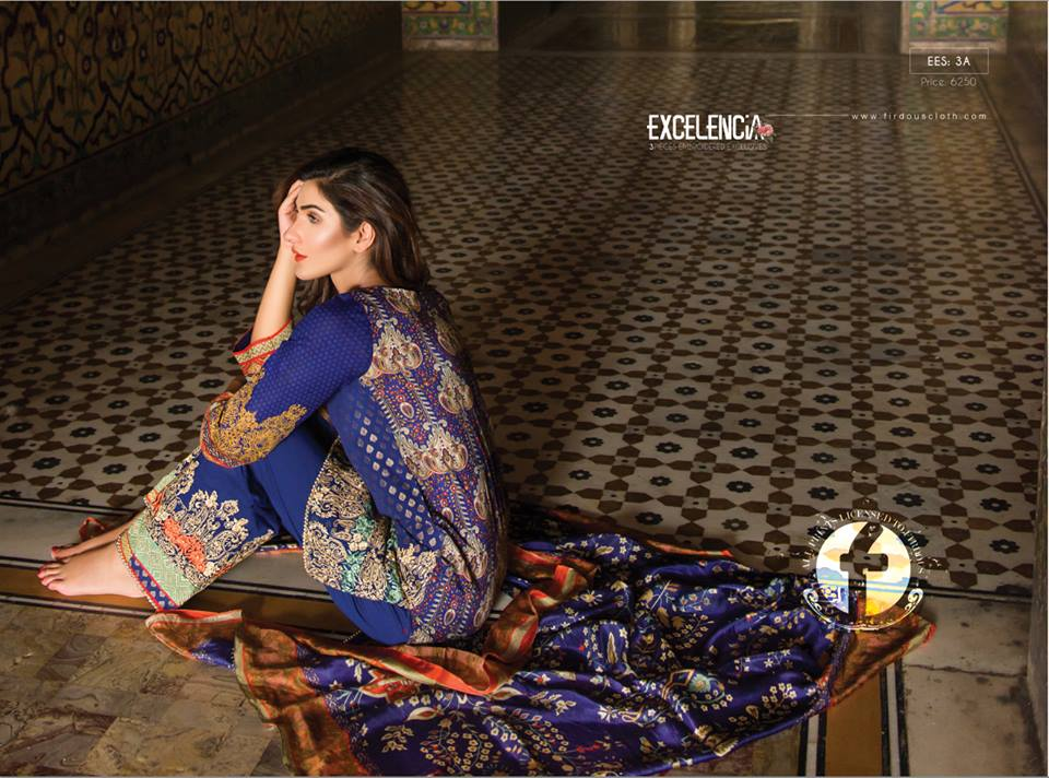 Firdous Embroidered Lawn Dresses Eid Festival Collection 2016-2017 (31)