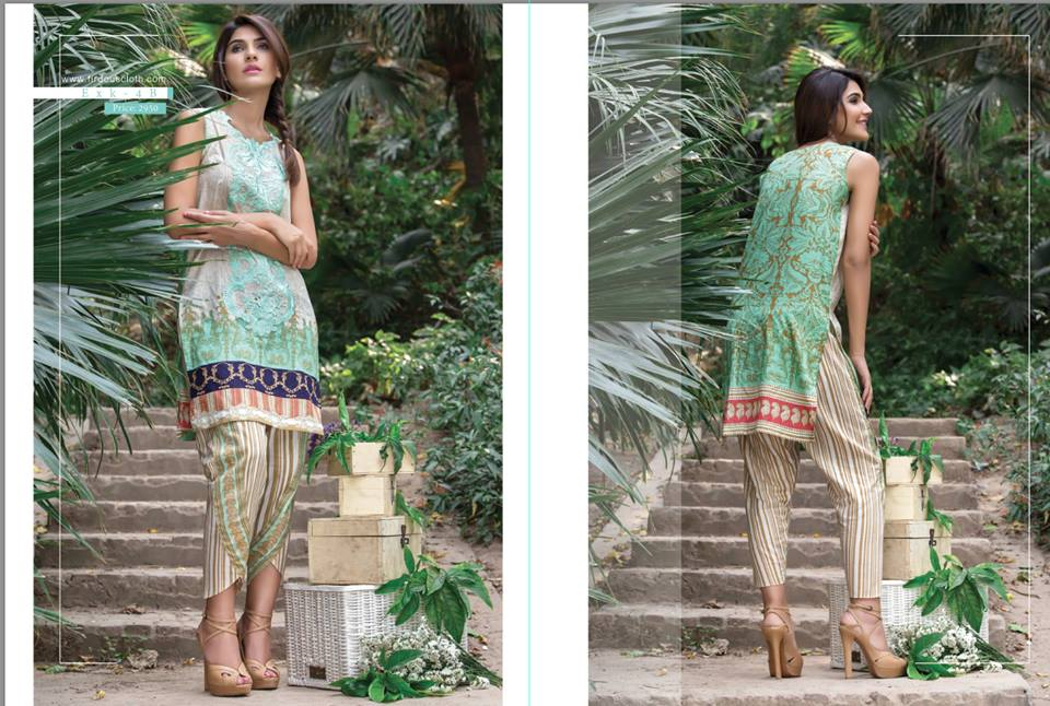 Firdous Embroidered Lawn Dresses Eid Festival Collection 2016-2017 (6)
