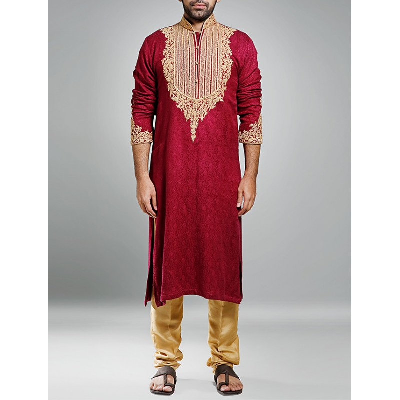 HSY Men Wedding Dresses Sherwani Designs Collection 2015-2016 (21)