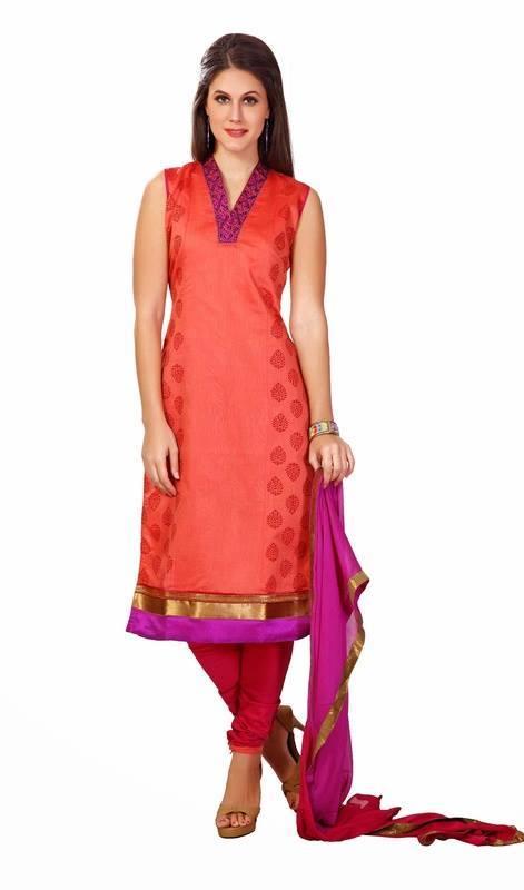 Latest Indian Designer Churidar Suits Salwar Kameez Collection 2015-2016 (28)