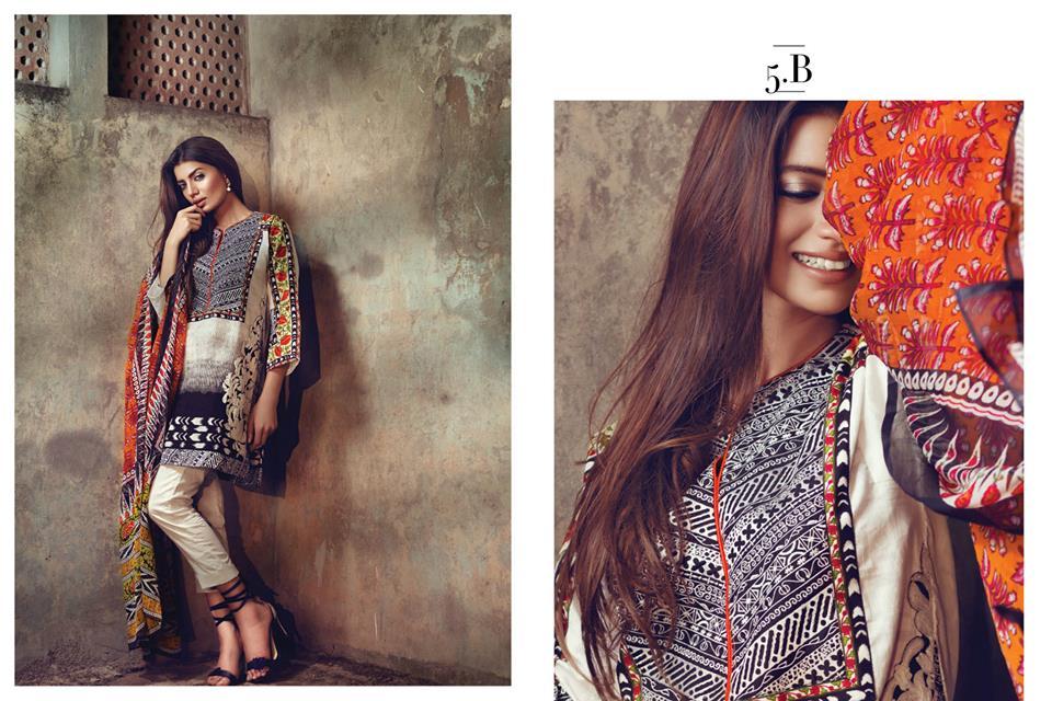 Sana Safinaz Latest Best Women Eid Dresses Collection 2015-2016 (10)