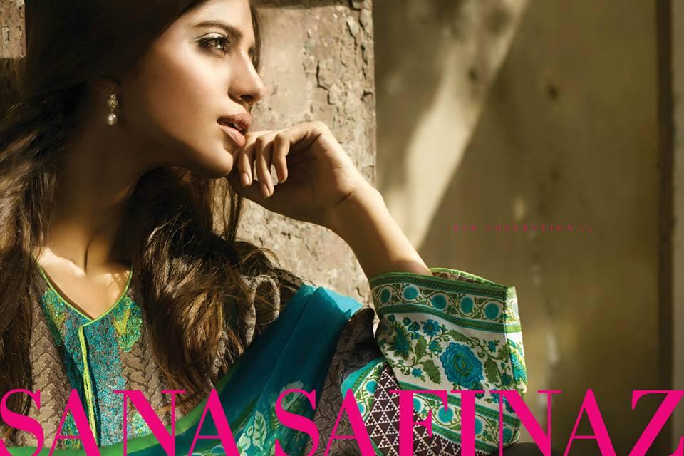 Sana Safinaz Latest Best Women Eid Dresses Collection 2015-2016 (11)