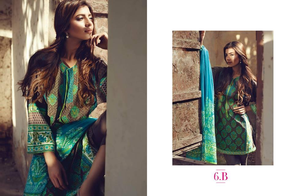Sana Safinaz Latest Best Women Eid Dresses Collection 2015-2016 (12)