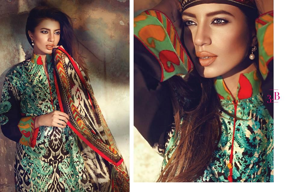 Sana Safinaz Latest Best Women Eid Dresses Collection 2015-2016 (15)
