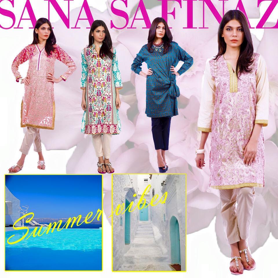 Sana Safinaz Latest Best Women Eid Dresses Collection 2015-2016 (20)