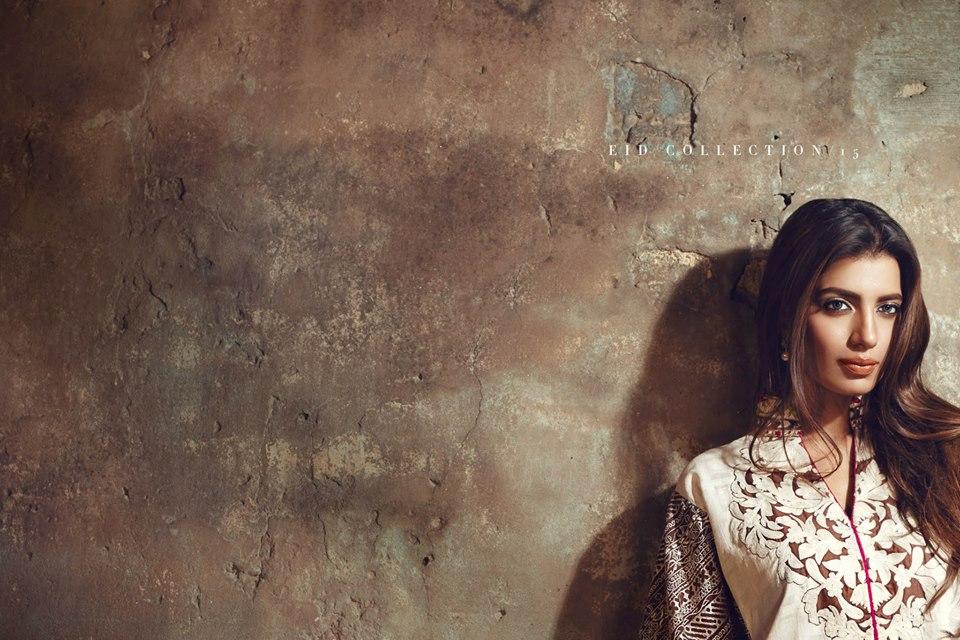 Sana Safinaz Latest Best Women Eid Dresses Collection 2015-2016 (3)