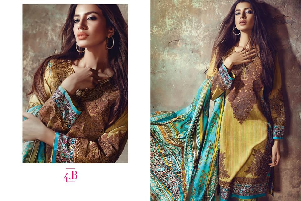 Sana Safinaz Latest Best Women Eid Dresses Collection 2015-2016 (6)