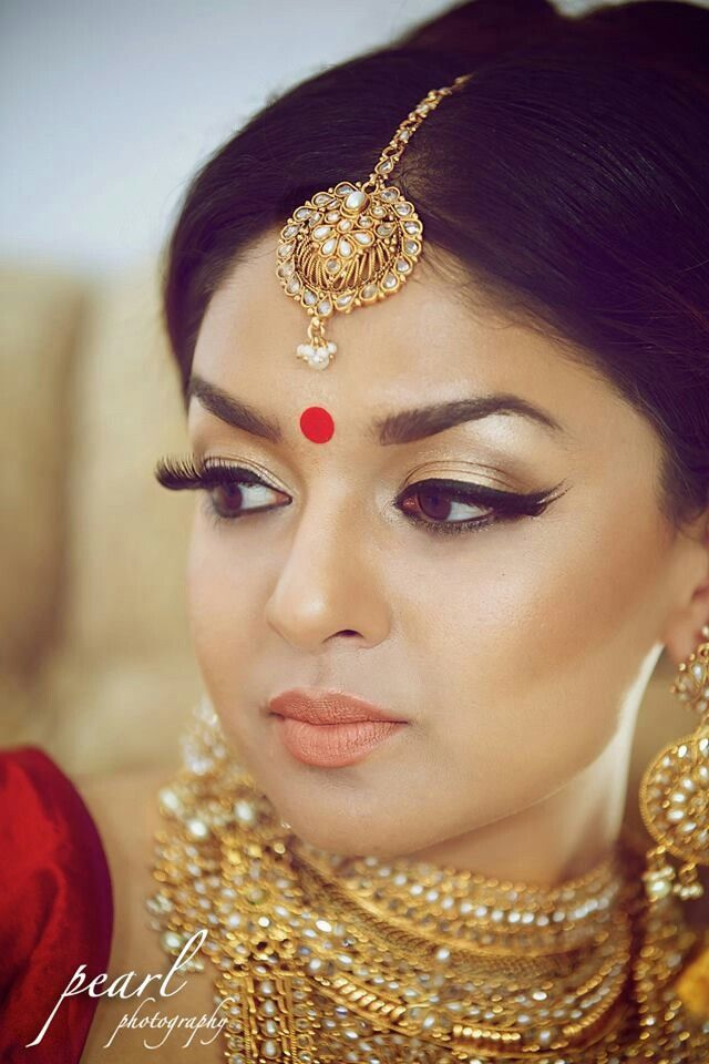 indian bridal makeup looks (5)