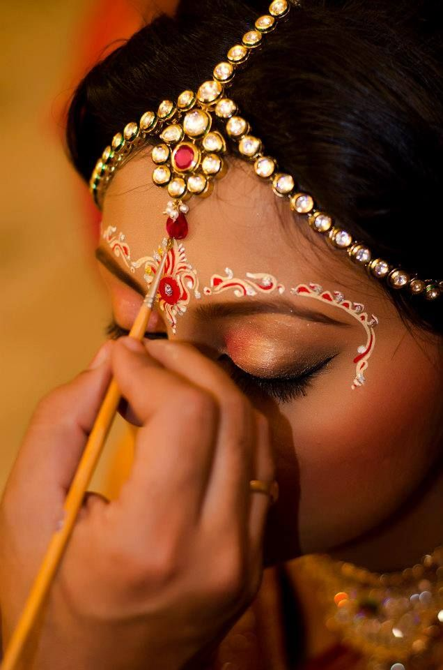 indian bridal makeup looks (7)