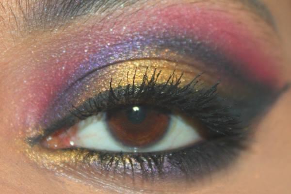 indian bridal makeup tutorial (9)