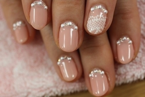 Best & Amazing Rhinestone Nail Arts (10)