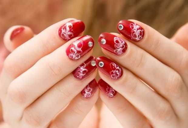 Best & Amazing Rhinestone Nail Arts (3)