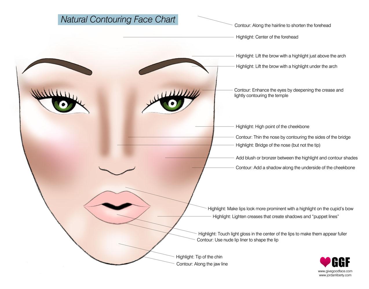 Offisielt ansiktsskjema