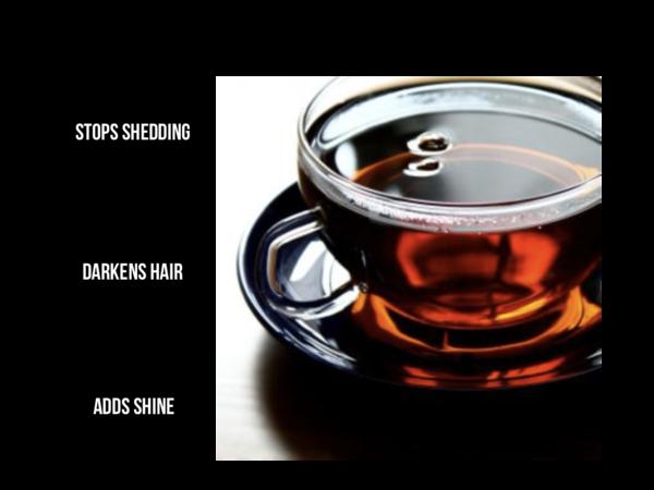 Black Tea for Hair growth